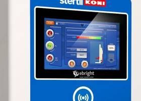 TABLEAU DE COMMANDE DIGITAL EBRIGHT SMART CONTROL SYSTEM