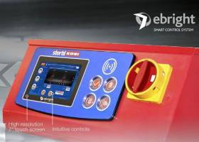 Easy Operation with ebright Smart Control System