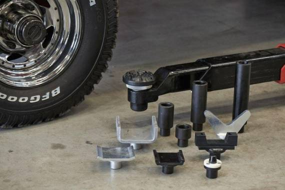 Vehicle Lifting Accessories Stertil Koni
